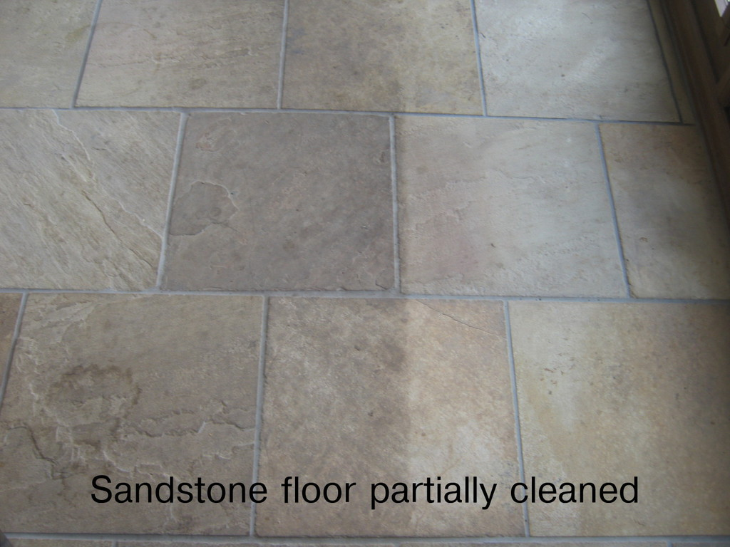 West of scotland tile cleaning services tile cleaningrepair and a scrubbing machine in conjunction with a cleaning product was used to clean the floor then four coats of sealant was used on the tiles and grout to give dailygadgetfo Image collections